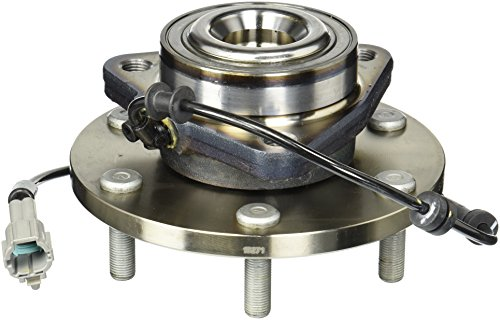 Timken SP500703 Wheel Bearing and Hub Assembly - Wheels For Nissan Titan