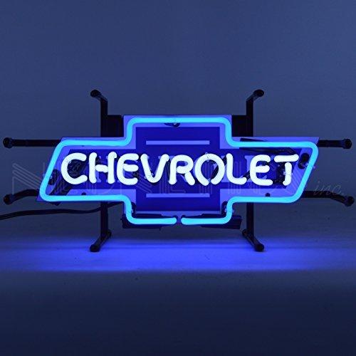 Neonetics Chevrolet Bowtie Junior Neon (Chevrolet Blue Bow Tie)