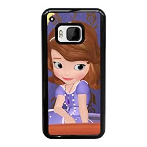 HTC One M9 Cell Phone Case Black Sofia the First Princess Sofia AS7YD3601829