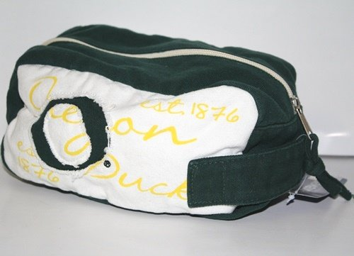 FOCO Oregon Canvas Applique Cosmetic Bag by FOCO
