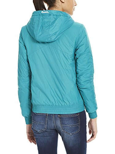 Bench Light Padded Windbreaker, Chaqueta para Mujer turquesa