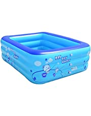 Paddling Pool for Adults and Kid, Swimming Pools Children Bathtub Kids Ball Pits Sandbox Bathing Pool for Garden Patio Bathroom