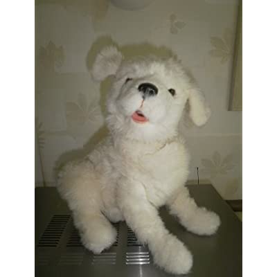 Furreal Friends My Playful Pup Cookie - Lifesize Interactive Pet: Toys & Games