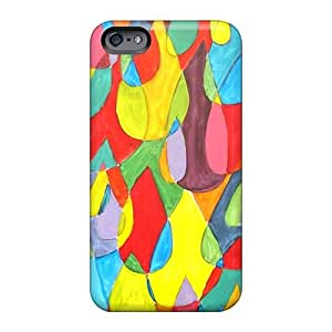 Scratch Protection Hard Cell-phone Cases For Iphone 6 (zqA8055Vouz) Customized Nice Muse Pattern