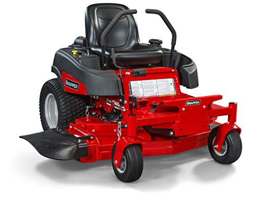 Snapper 460Z 48-Inch 25HP Briggs & Stratton Commercial Engine Zero Turn Lawn Mower, - Zero Snapper Turn