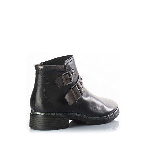 Jana , Damen Sneaker Schwarz, - Schwarz - Größe: 38½