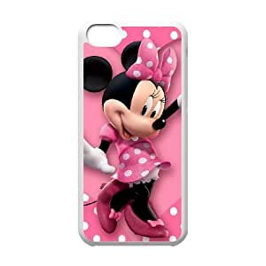 Mickey Mouse for iPhone 5C Cell Phone Case & Custom Phone Case Cover R35A650805