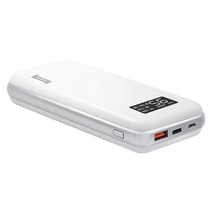 Amazon.com: Cargador portátil TONV de alta capacidad con ...