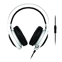 Razer Kraken Pro Analog Gaming Headset for PC, Xbox One and Playstation 4, White
