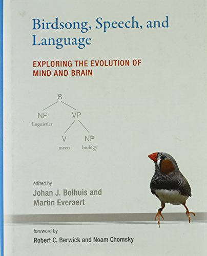 Birdsong, Speech, and Language: Exploring the Evolution of Mind and Brain (MIT Press) by The MIT Press