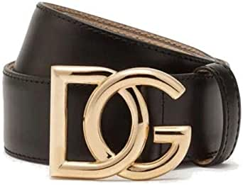 Luxury Fashion | Dolce E Gabbana Womens BE1356AX35080999 Black Belt | Spring Summer 20