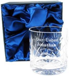Personalised Whiskey /& Dash Coaster