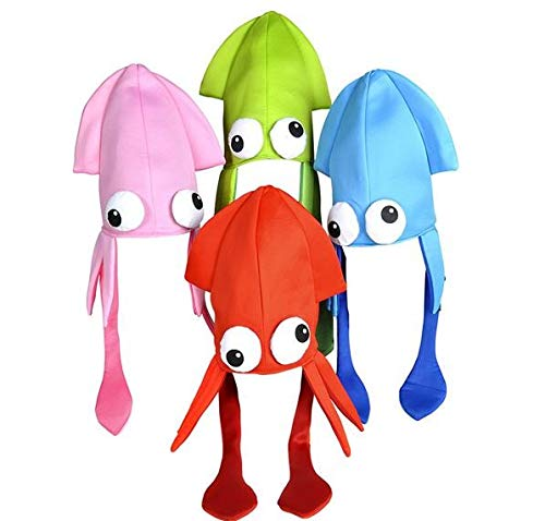 The 10 best squid hat party accessory for 2019