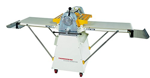 Floor Model Dough - Thunderbird TBD-500 Reversible Dough Sheeter, Floor Model, 39