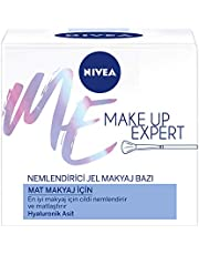 Nivea Face Make Up Expert Mat Makyaj İçin Nemlendirici Jel Makyaj Bazı 50 ml