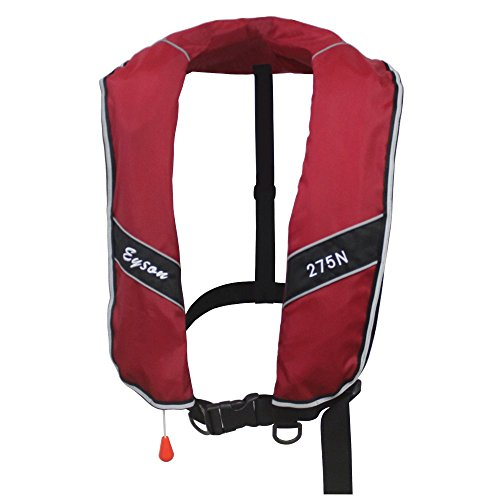 Eyson Automatic Inflatable Life Jacket Life Vest for Adults