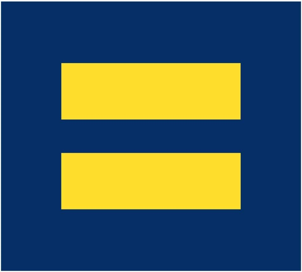 "Support Equality 4"" Sticker"