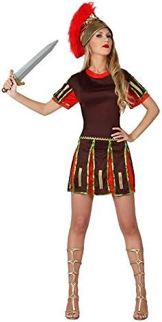 Atosa – 14415 – Disfraz de Adulto – guerrière Romana – Talla 2 ...