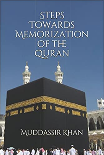 Steps towards memorization of the Quran: Based on the advice