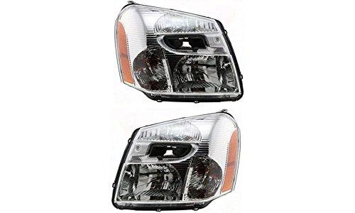 Evan Fischer EVA13572058071 Headlight Composite Passenger