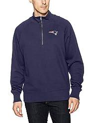 NFL Men's OTS Fleece 1/4-Zip Pullover
