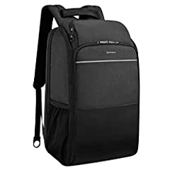 KOPACK Flight Approved Carry On Backpacks Business Travel With Laptop Compartment for Up to 17In When you travel, take a plane, take a bus, you will not have to consider the issue of checked baggage, you can take your backpack with you. Very ...
