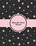 Maid Of Honor Planner: Organizer Planning Bridal Shower, Vendor Contact Notes, Big Day, Wedding & Bachelorette Party, Bride Gift, Important Notebook Journal