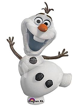 Gran Globo * Olaf * para cumpleaños infantil o para una ...