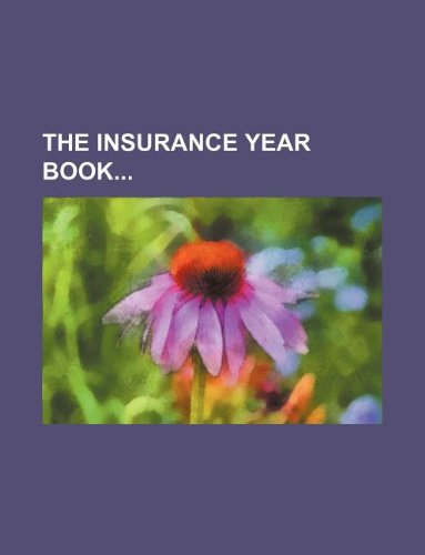 The Insurance year book Pdf