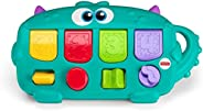 Monstro Surpresa, Fisher Price, Mattel