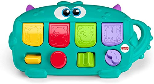 Monstro Surpresa, Fisher Price, Mattel