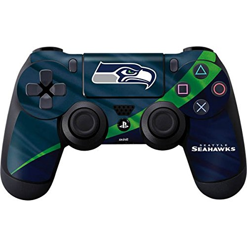 NFL Seattle Seahawks PS4 DualShock4 Controller Skin - Seattle Seahawks Vinyl Decal Skin For Your PS4 DualShock4 (Seahawks Controller)