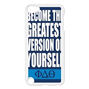 iPod Touch 5 Case White Phi Delta Theta Greatest Version Compressed SUX_941736