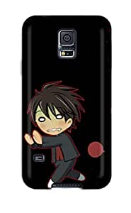 Galaxy S5 Case Slim [ultra Fit] Highschool Of The Dead Protective Case Cover