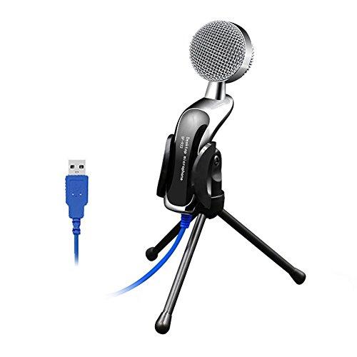 Domybest Professional Condenser Sound Podcast Studio Microph