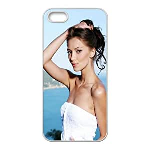 Celebrities Anna AJ iPhone 5 5s Cell Phone Case White Protect your phone BVS_659035