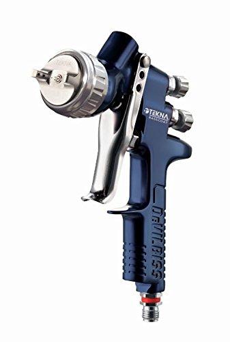 [해외]DeVilbiss 703893 스프레이 건 (1.3 및 1.4 니들 노즐 및 컵 없음), 1 팩/DeVilbiss 703893 Spray Gun (1.3 and 1.4 Needle Nozzle and No Cup), 1 Pack