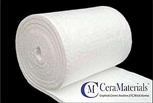 Amazon Com Ceramic Fiber Insulation 8 2300f 1 Quot X24