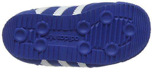 adidas Dragon OG CF I, Zapatillas de Deporte Unisex Niños Varios Colores (Blue/Ftwr White/Blue)