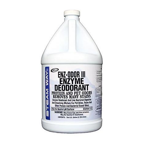 Steamway internacional - enz-odor III - Desodorante de enzimas de ...