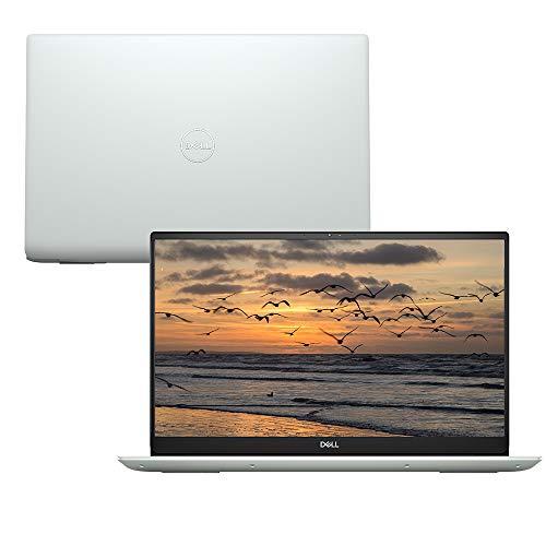 "Notebook Ultrafino Dell Inspiron 5590-M30M 10ª Ger. Intel Core i7 16GB 256GB SSD NVIDIA FullHD 15.6"" Windows Menta-prata"