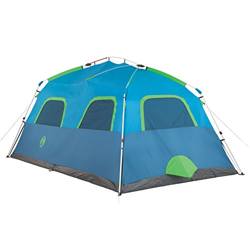 8 Person Instant Cabin Tent : Coleman camping person instant signal mountain tent