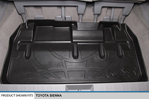 Maxtray Cargo Liner For Toyota Sienna Behind 3rd Row