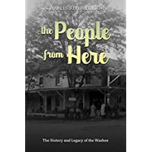 The People from Here: The History and Legacy of the Washoe