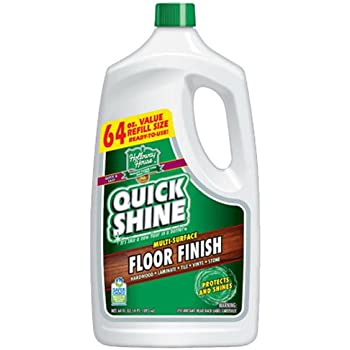 Amazon Com Quick Shine Multi Surface Floor Finish And