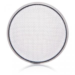 Harry Josh Pro Tools Pro Dryer 2000 Stainless Steel Grid Filter and rear Cover Replacement ( 2 pieces)
