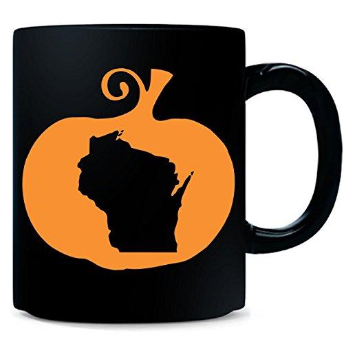 Halloween Wisconsin - Mug -
