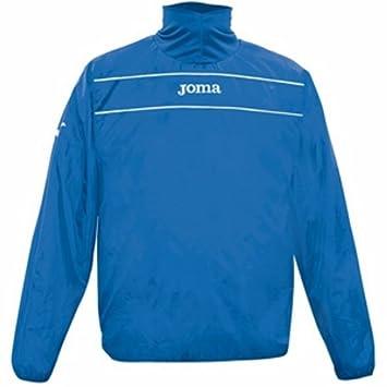 Joma Chaqueta Lluvia Hombre/Mujer Windbreaker Royal Academy 5001.11.35, Azul, Talla M: Amazon.es: Deportes y aire libre