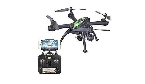 ZNHL Drone 500W Alta definición Antena aérea cámara de ...