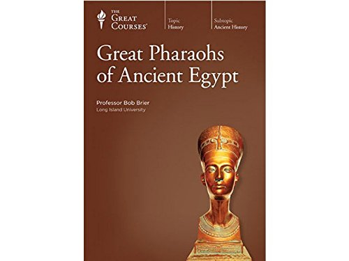 the-great-courses-great-pharaohs-of-ancient-egypt